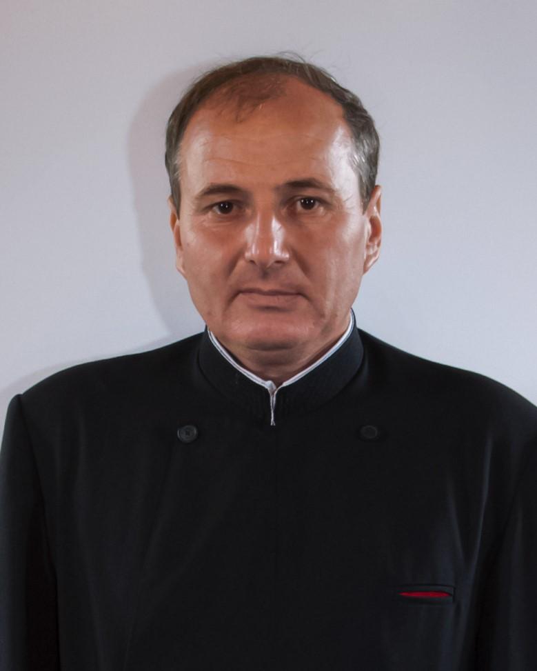 Pr. Gheorghe Cuzuc